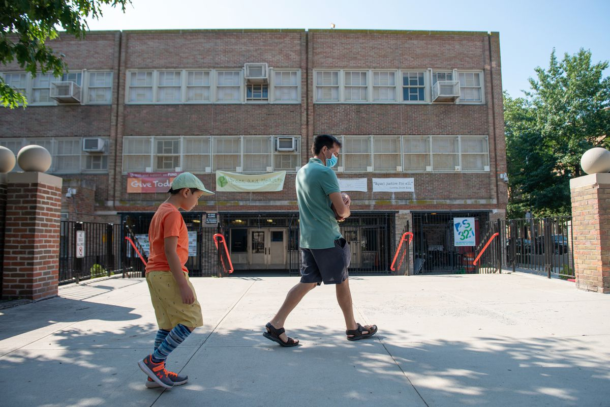NYC is clawing back less money from schools that lost enrollment, though some still face big deficits