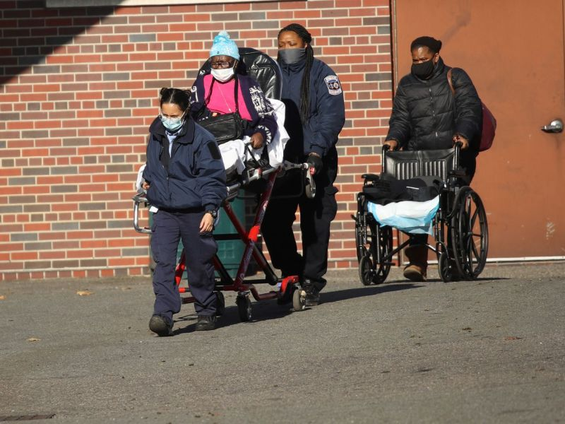 NYC mayoral wannabes grapple with health disparities for New Yorkers of color