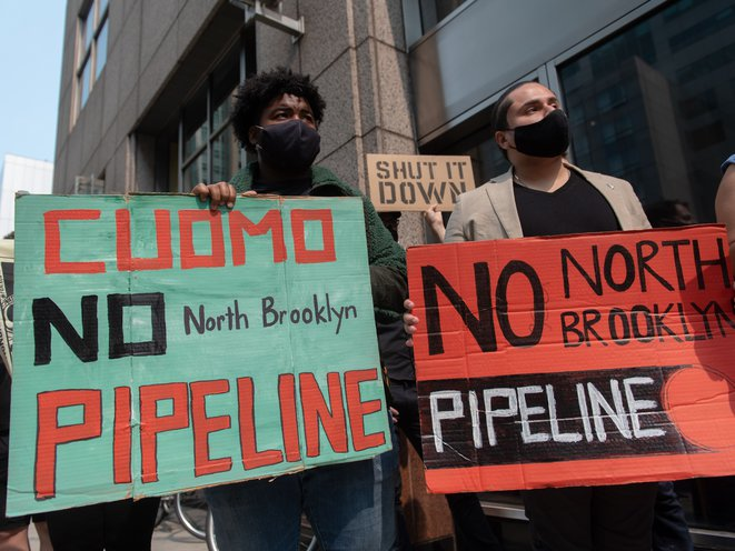 National Grid Is Building A Natural Gas Pipeline Through North Brooklyn. But Do We Need It?