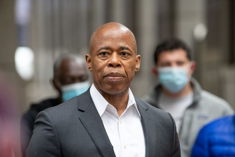 Eric Adams gets NYC mayoral nod from father of Sean Bell