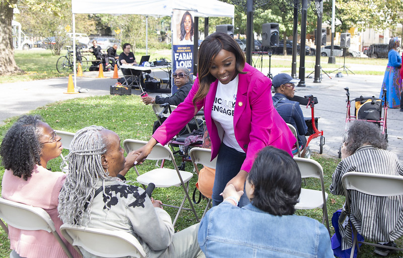 In Brooklyn, Council Member Louis Looks to Hold Off Veteran Challenger and Win First Full Term