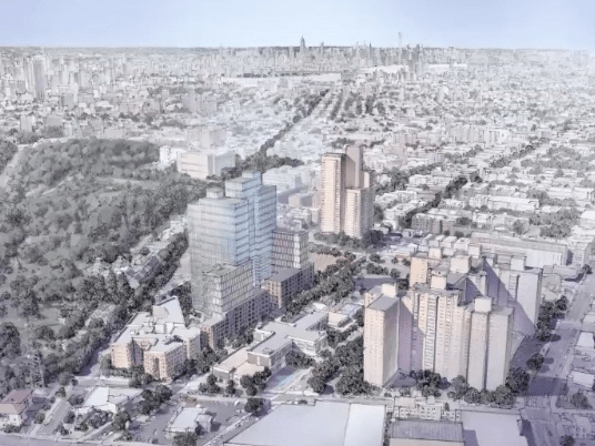 Crown Heights Board Shoots Down Towers Next To Botanic Gardens