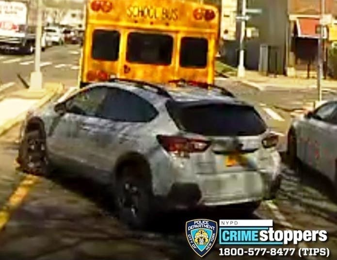 Man Who Mowed Down School Bus Driver In Brooklyn Caught, Cops Say