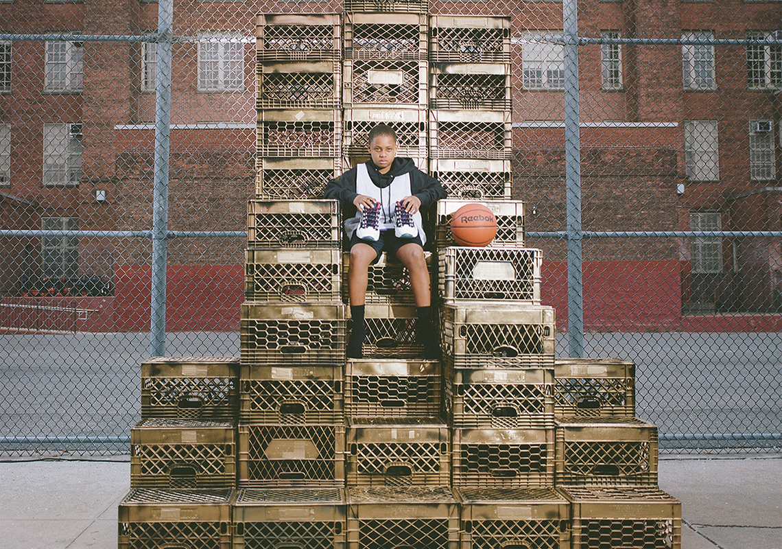 """Kerby Jean-Raymond And Reebok Premiere """"CrateMaster,"""" A Short Film Dedicated To The Brooklyn Youth"""