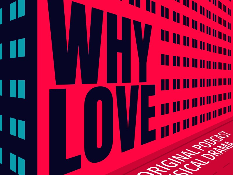 Brooklyn, Why Love, podcast, community, youth, arts, musical