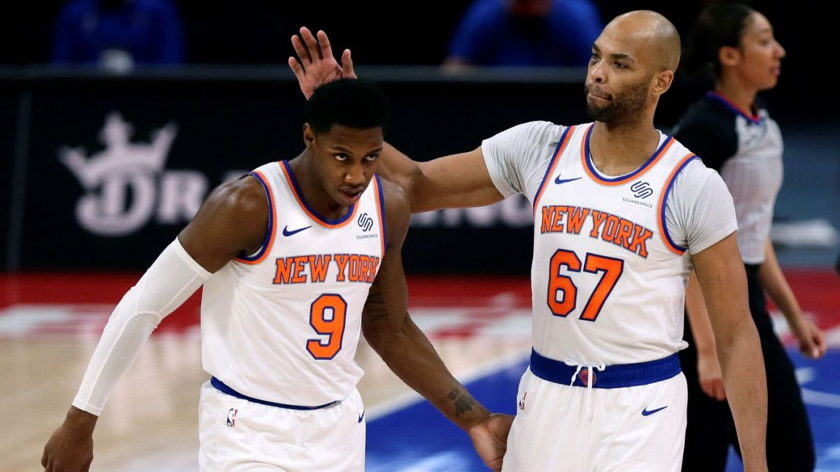Taj Gibson agrees to one-year, $2.7 million deal to rejoin Knicks: source