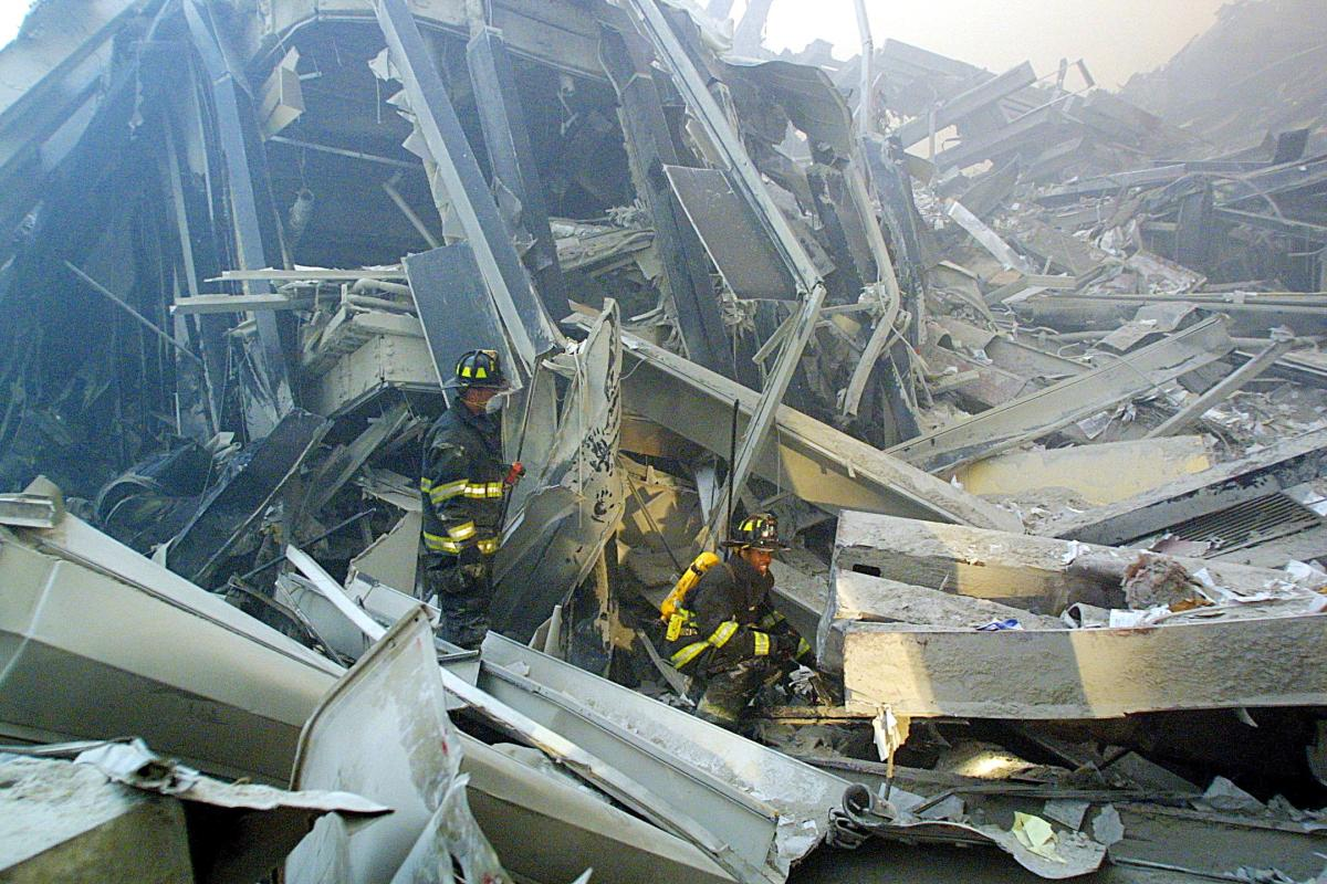 PHOTOS: The images of 9/11 the US will never forget