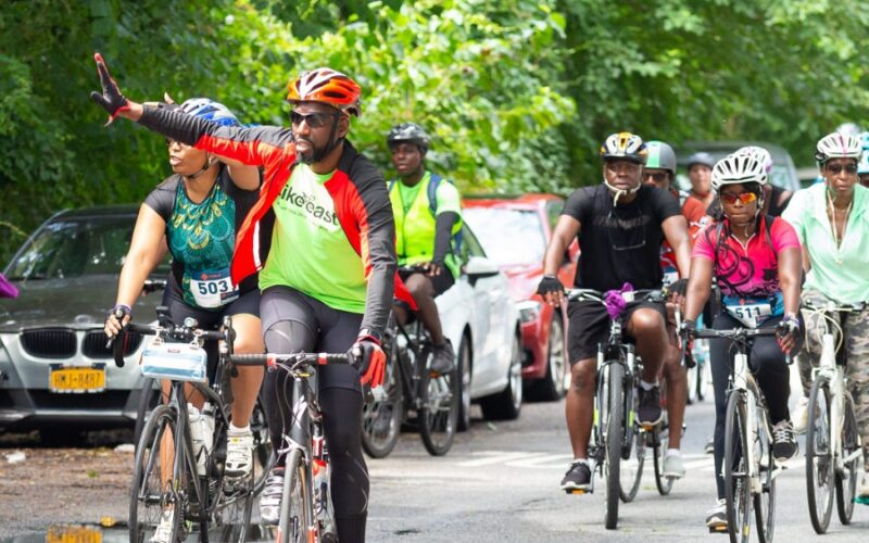 20 Mile Bike Tour Through East New York, Brownsville and Canarsie To Expand As Purelements Partners with Bike New York