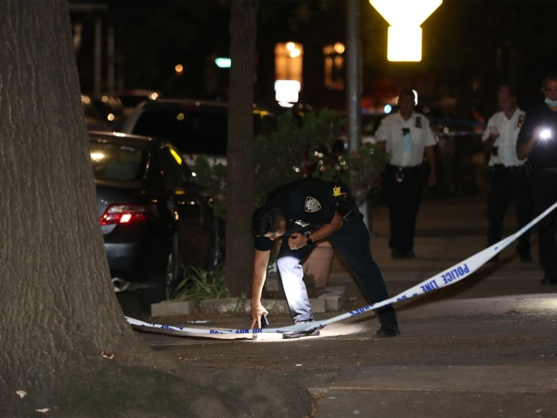 16-year-old boy chased, fatally shot on NYC street