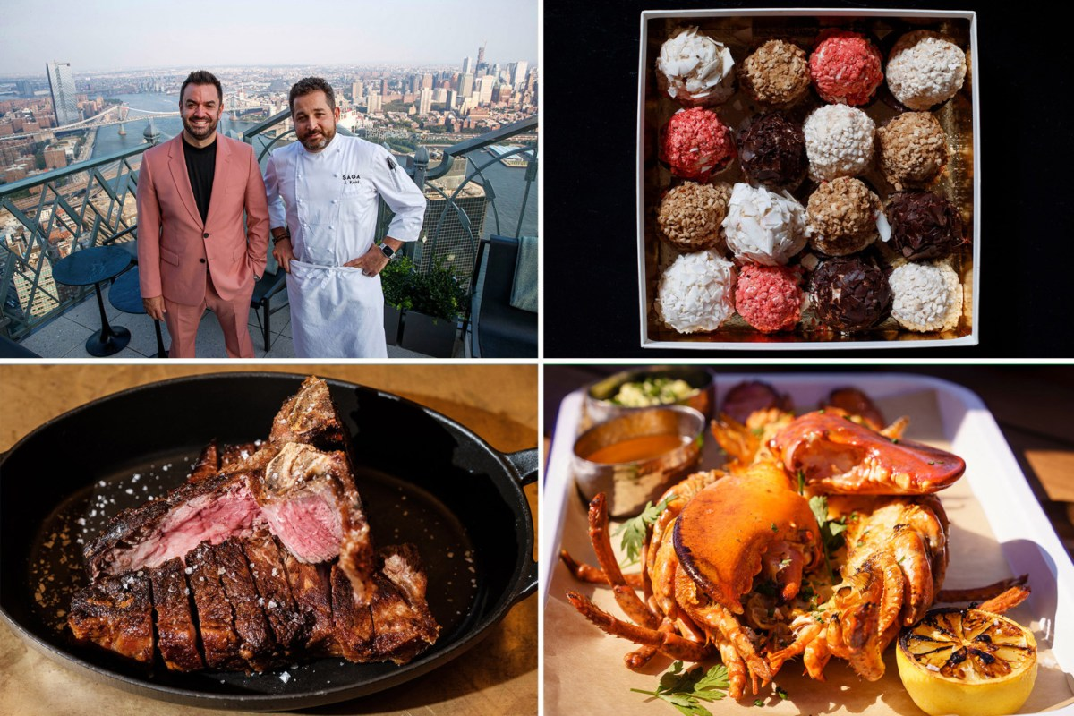 The top new and reopening NYC restaurants to dine at this fall