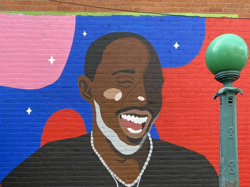 A new Michael K. Williams mural is being unveiled in Fort Greene