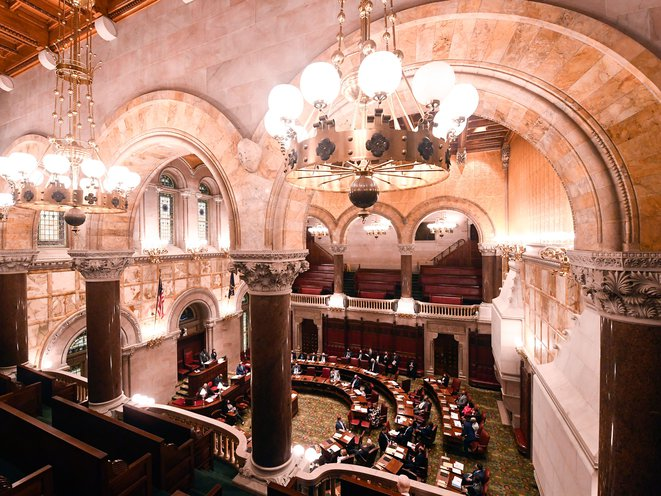 New York Lawmakers Extend Eviction Moratorium Again Through January 15, 2022
