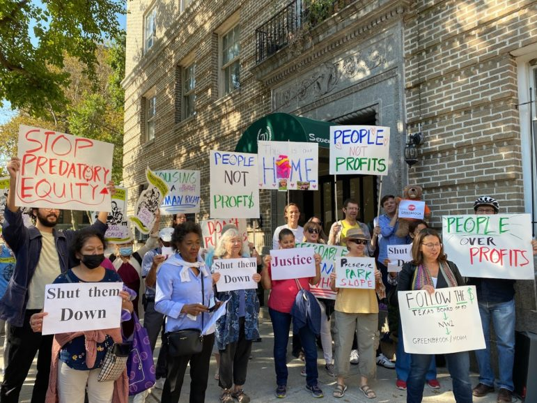 NYC Tenants Reignite Push for 'Good Cause' Eviction Protections, Despite Landlord Opposition