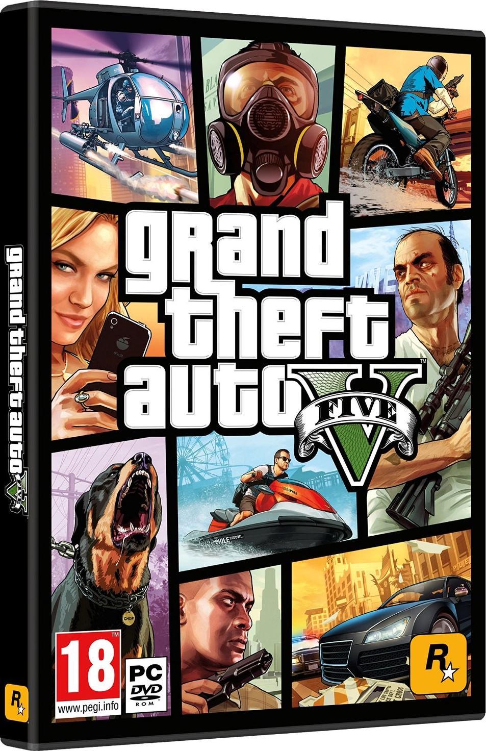 Download Grand Theft Auto V Full Crack