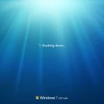 Thay đổi chữ Shutting Down khi tắt máy trên windows