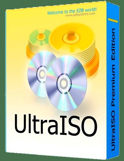 Download UltraISO full crack mới nhất