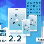 Fshare Mobile ra mắt phiên bản 2.2