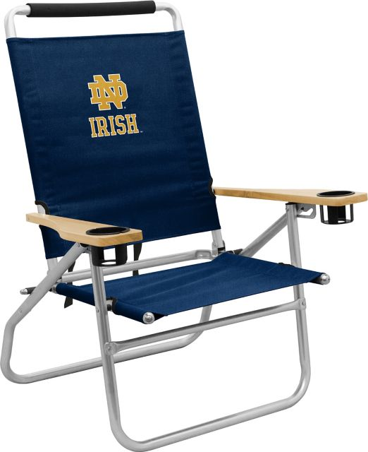 notre dame chair office or gaming gifts clearance merchandise sales university of seaside beach