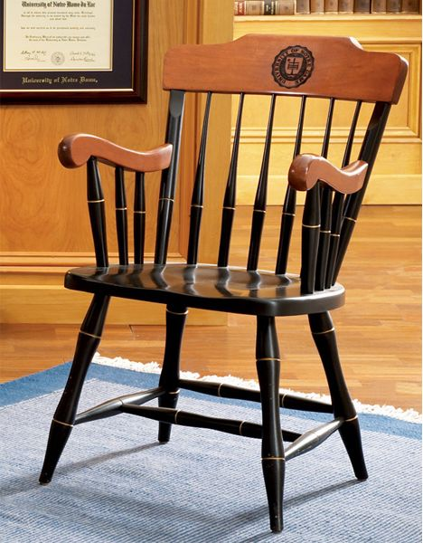 notre dame chair herman miller eames repair f1659c recognition university of product