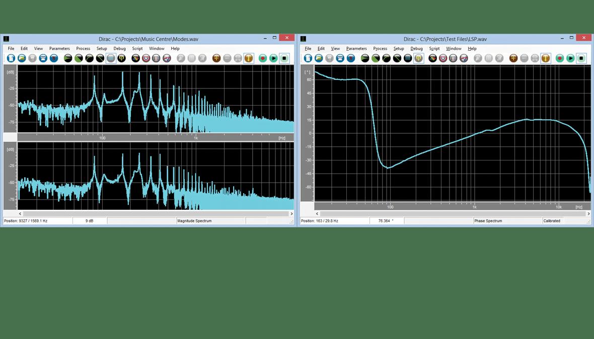 Room acoustic measurement software  Brel  Kjr Sound
