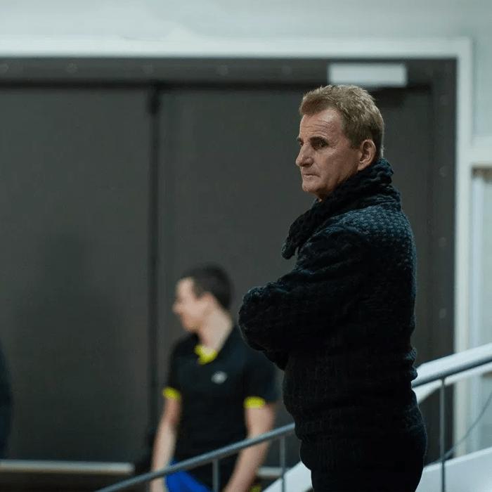 Rimantas Sidaravičius : Klubo vadovas