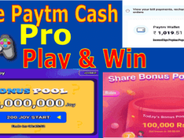 Minijoy pro PLAY GAMES AND WIN PAYTM CASH DAILY