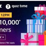 Amazon today quiz answers 7 september