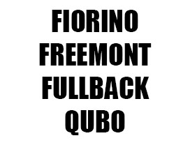 ВЕТРОБРАНИ ЗА FIAT FIORINO / FREEMONT / QUBO / FULLBACK