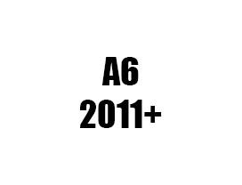 Tipske kadice za gepek za AUDI A6 2011 2012 2013 2014 2015