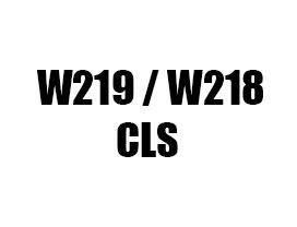 Спойлер за багажник за МЕРЦЕДЕС MERCEDES CLS W219 W218