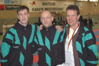 Hendrik Lilienthal, Jürgen Meyer und Andreas Seiler
