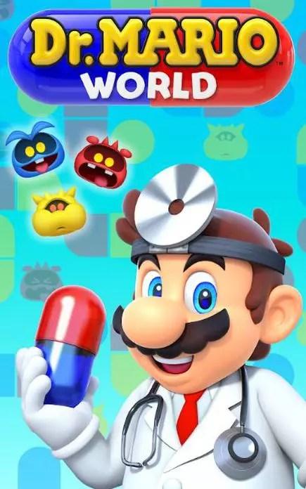super mario game dr