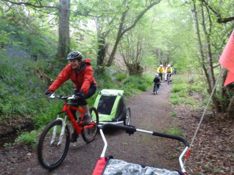Supermums Fortrose cycle (20)