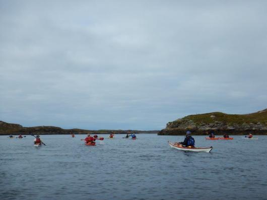 Sea kayak ICC Summer Isles (46)