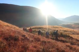 Loch Affric Inverness Ramblers-12