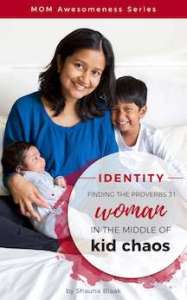 IDENTITY - front cover small