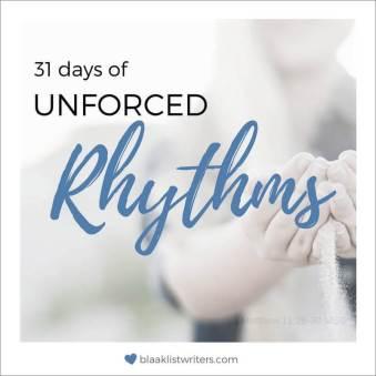 Button - Unforced Rhythms