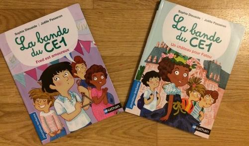 Chut les enfants lisent : La bande du CE1