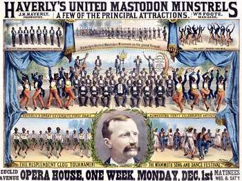 The Mastodon Minstrels