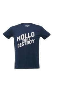 Mollo sur le Destroy Angers