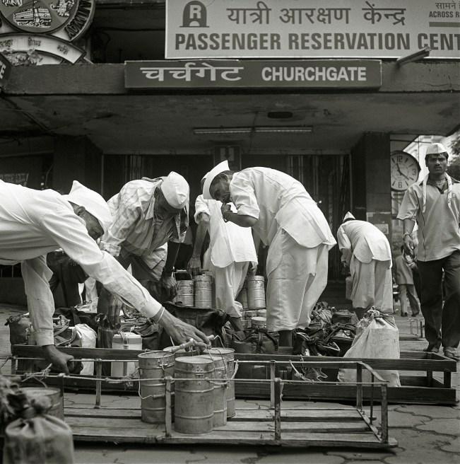 Dabbawala Bombay