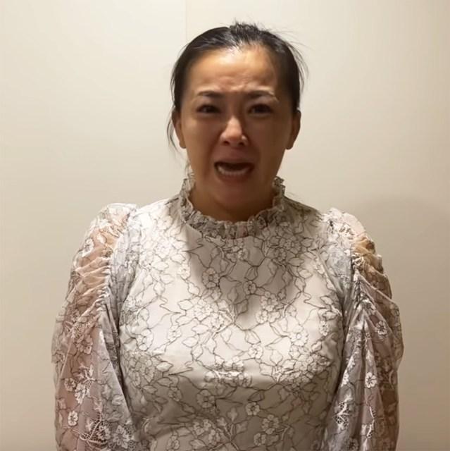 華原朋美 公式YouTubeチャンネルで高嶋ちさ子に号泣謝罪