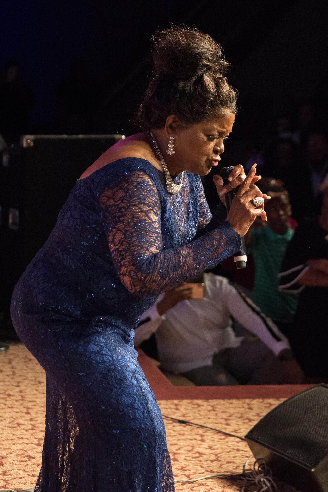 Shirley Caesar Shouting John : shirley, caesar, shouting, Black, Pearl, Entertainment, CELEBRATING, GOSPEL