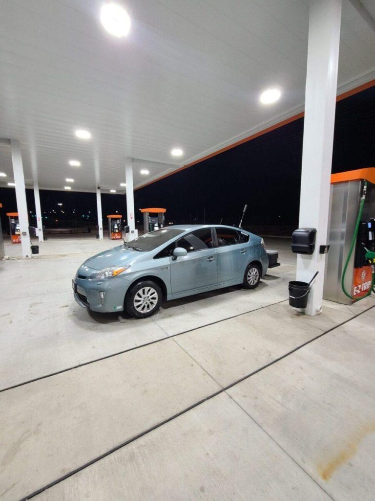 Toyota Prius Lift Kit