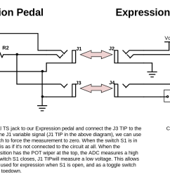 expression pedals repair and mods [ 1752 x 779 Pixel ]