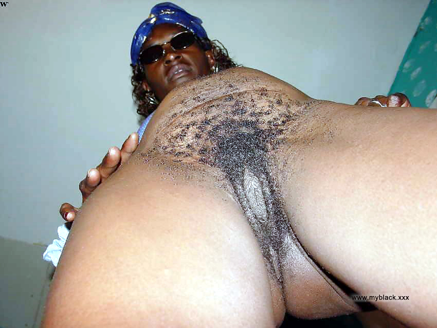 African granny pussy