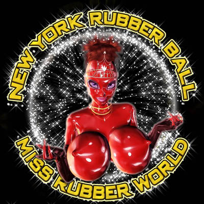 New York Rubber Ball and Miss Rubber World