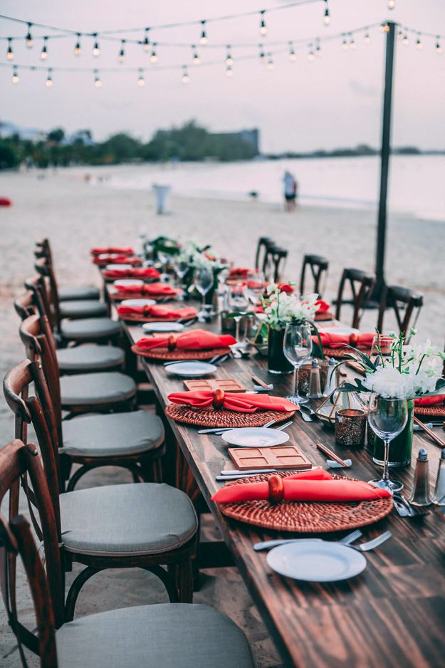 Rehearsal Dinner | Parties to Have Before and After Your Wedding | Wedding Parties | bridal shower