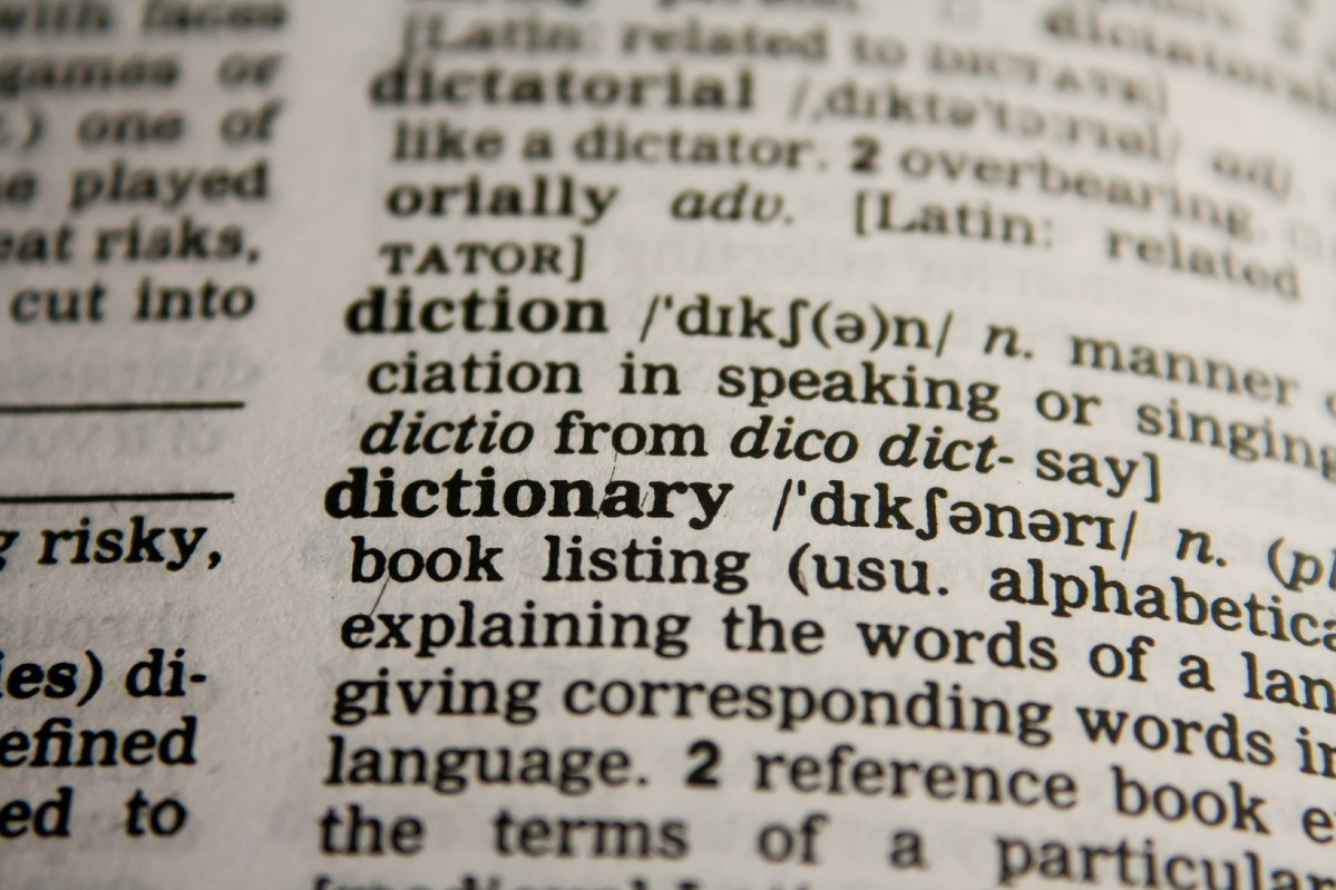 Black and Poly Dictionary
