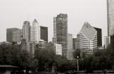 Chicago Skyline by Jenna Salak